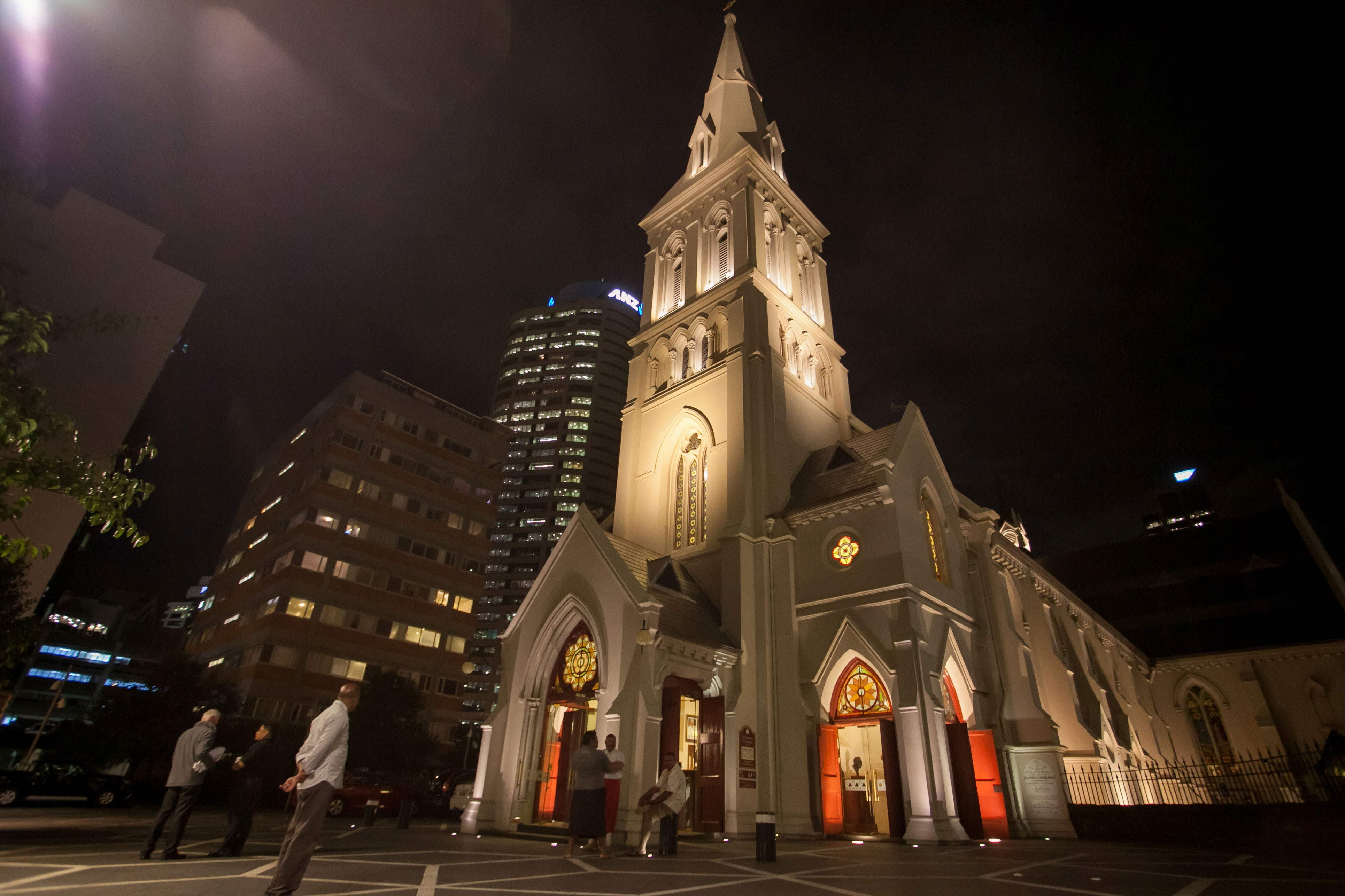 Cathedral of St  Patrick & St Joseph